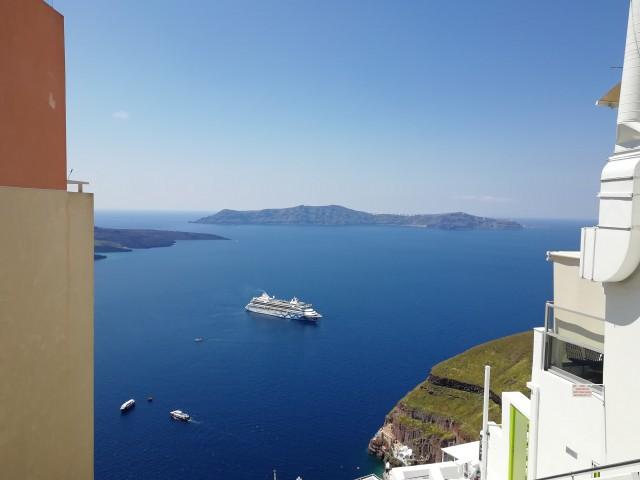 Santorini hallihallo
