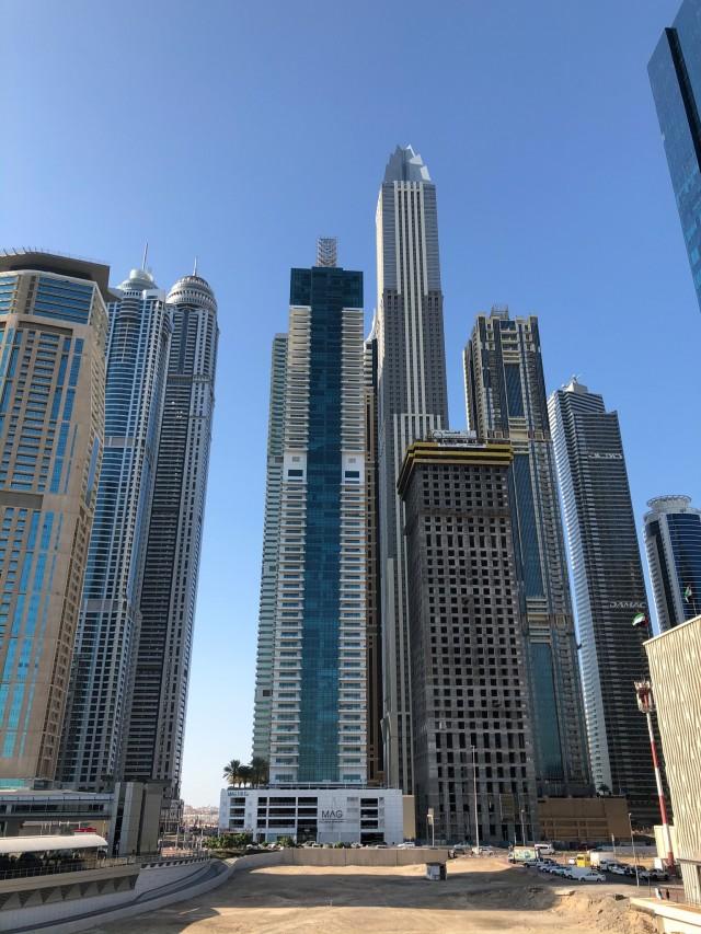 Hochhäuser von Dubai