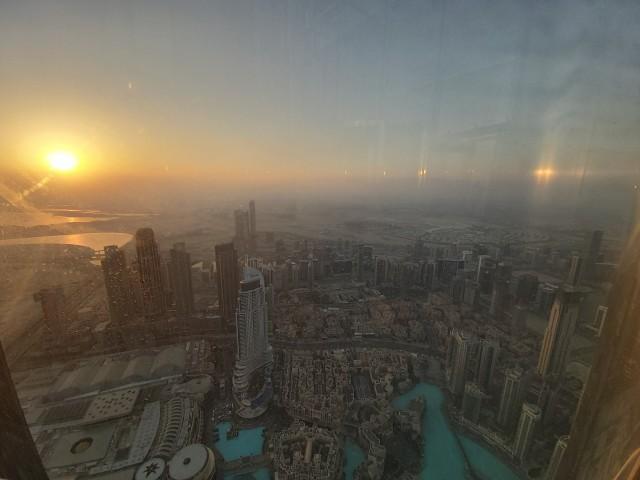 Dubai: Burj Khalifa am Morgen
