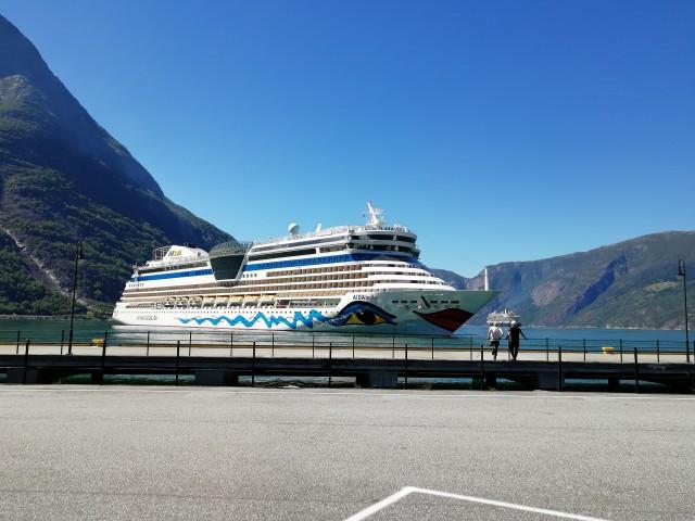 Anlegen Eidfjord