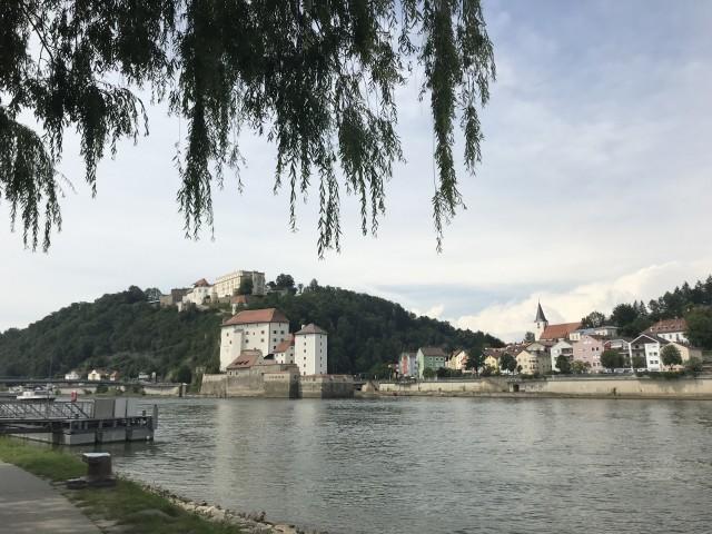Passau - Stadt der drei Flüsse