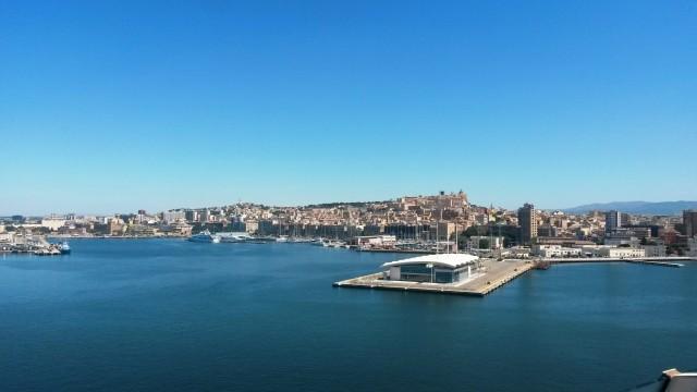 Hafen von  Cagliari