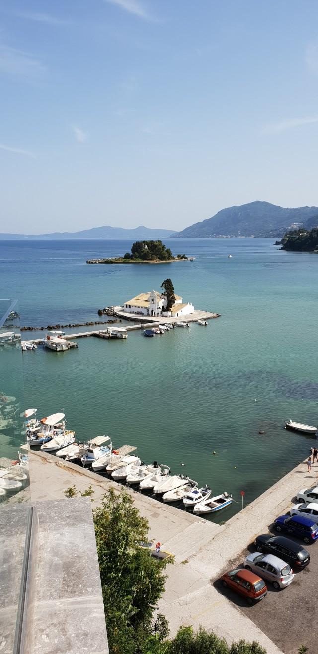 2 kleine Highlights Korfus