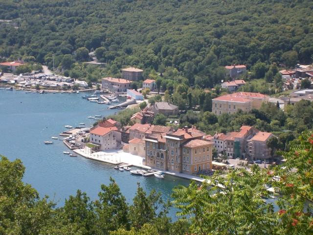 Hafen von Bakar