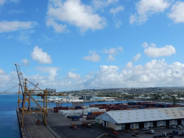 Hafen Bridgetown