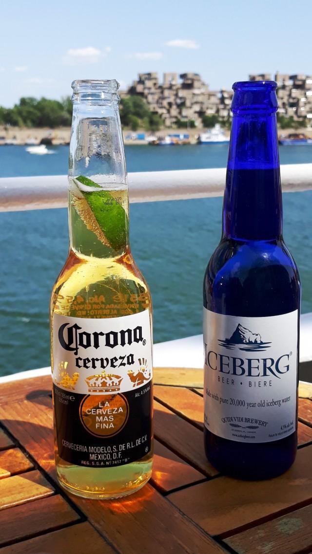 Iceberg Bier