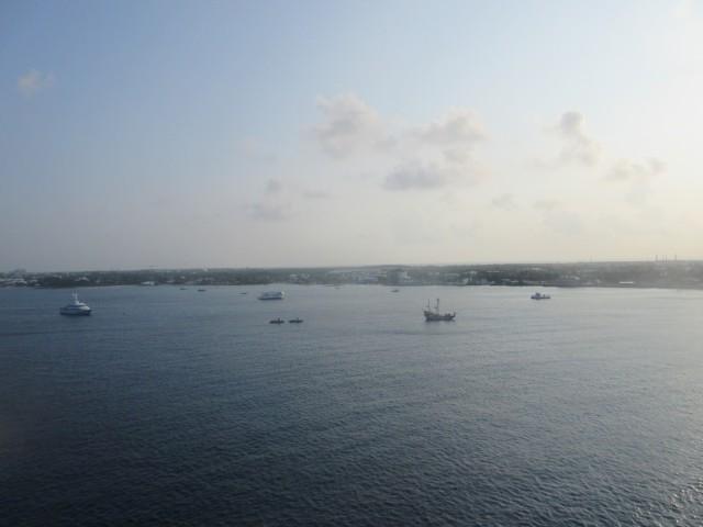 Guten Morgen, Grand Cayman