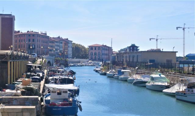Venedig-Feeling in Livorno
