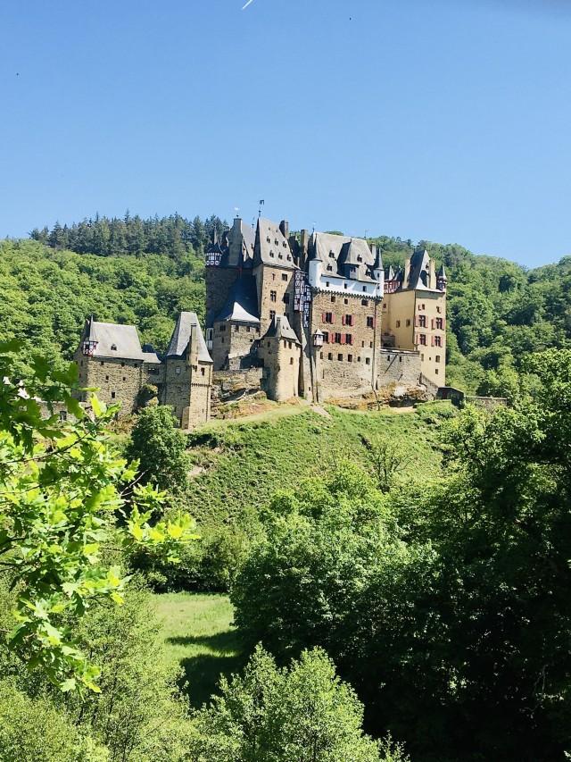 Die 500-DM Burg - Burg Eltz