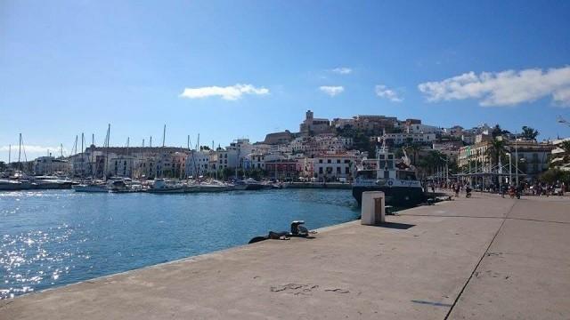 Hafenansicht Eivissa - Ibiza
