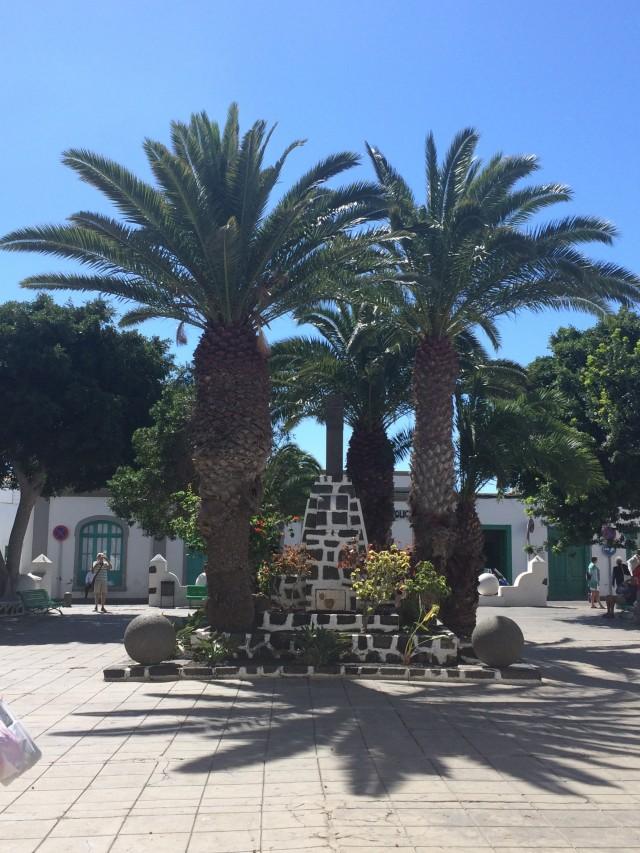 Platz um Iglesia de San Gines