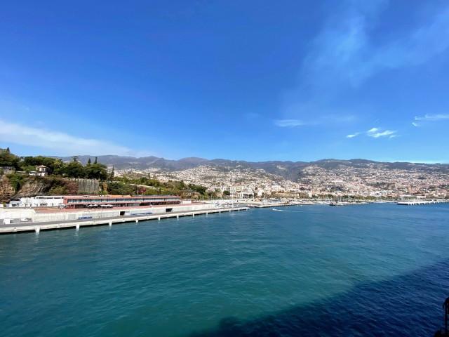 Anlegen auf Madeira