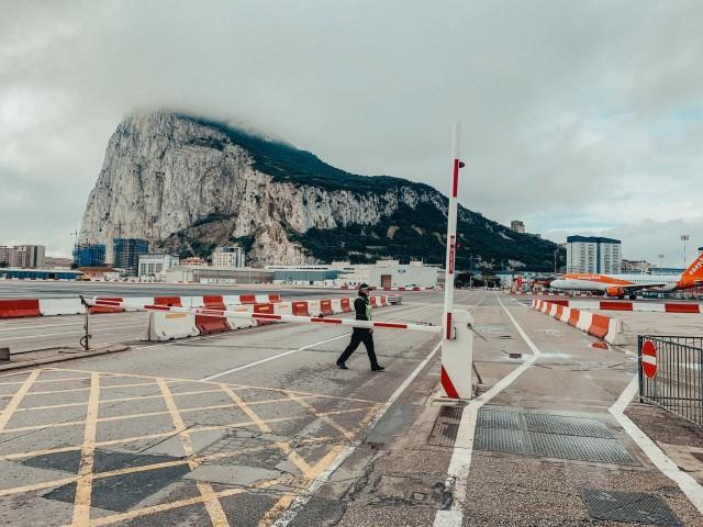 Die Felsen von Gibraltar