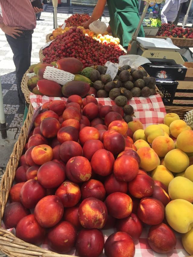 Marktfrisches Obst