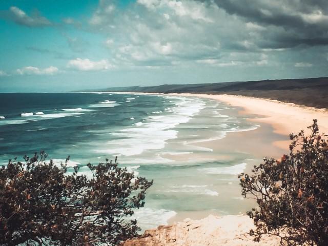 Wunderschöne Insel in Australien