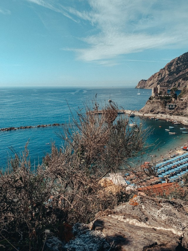 Die Küste der Cinque Terre
