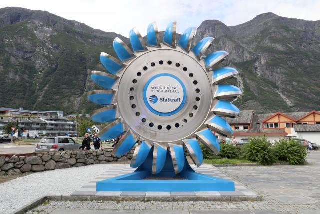 Technik trifft auf norwegische Gelassenheit
