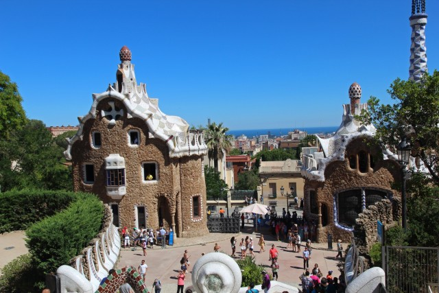 Barcelona- Parc Güell
