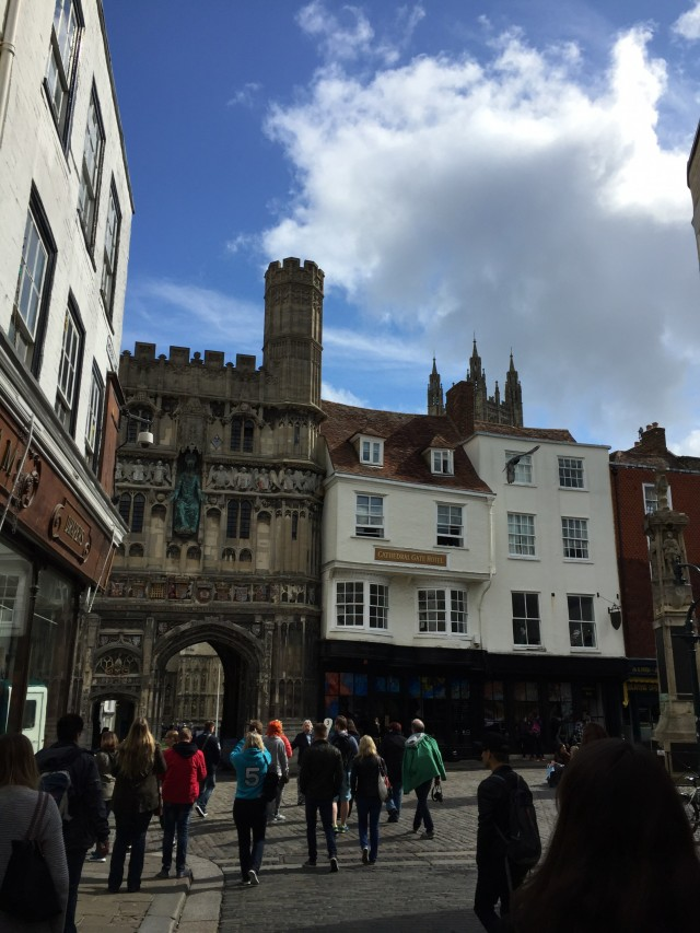 Burgate - Canterbury