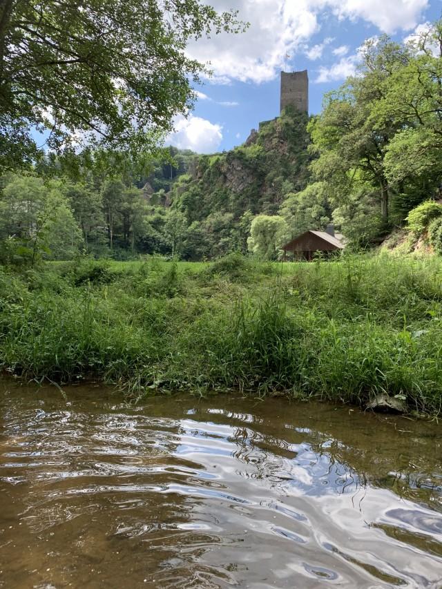 Bad im Burggraben