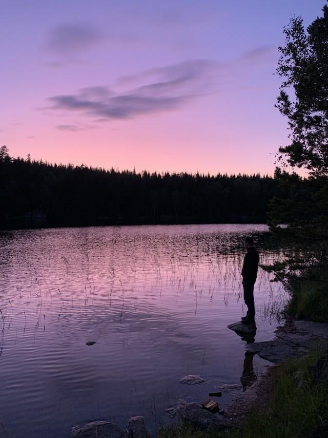 Wildnis, Stille & Wahnsinns-Farben