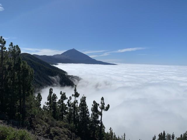El Teide, der höchste Berg Spaniens