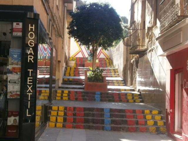 Cartagena am 1. Weihnachtstag