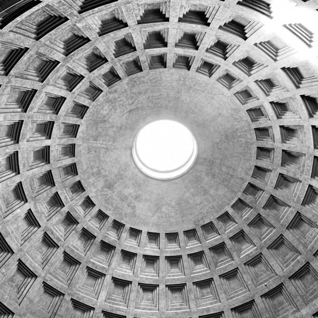 Pantheon - der Tempel aller Götter