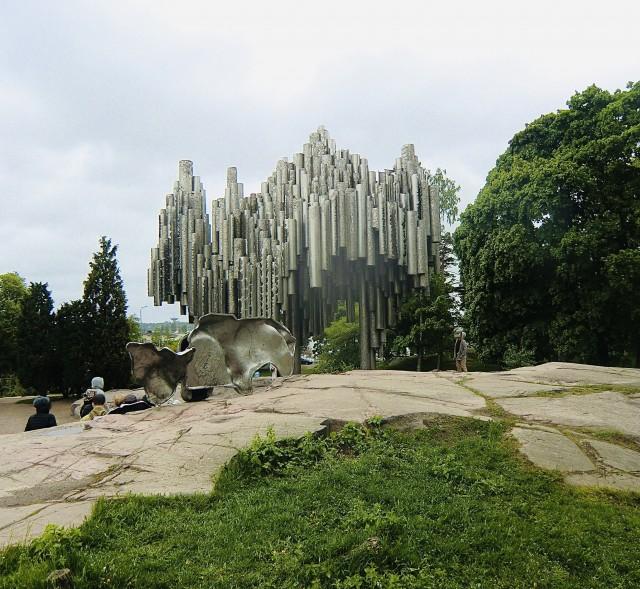 Skulpturengarten Helsinki
