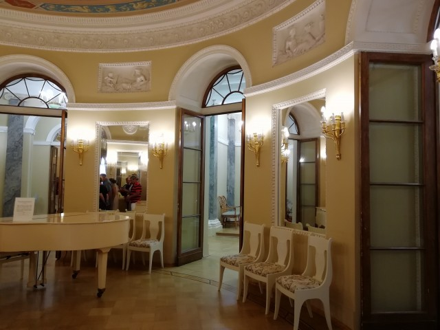 Jussopow Palast