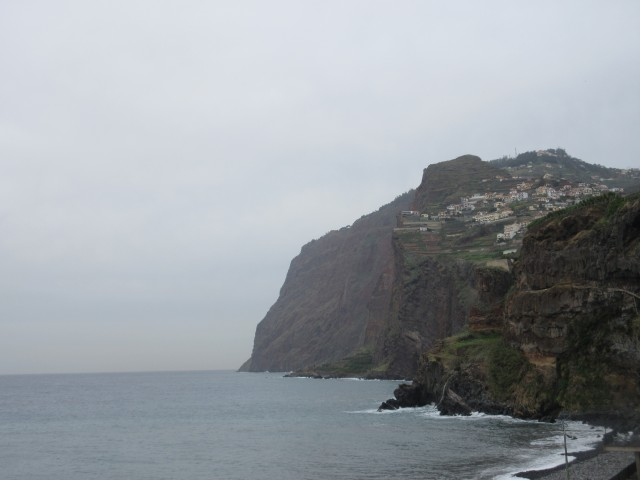 Blick auf Cabo Girao