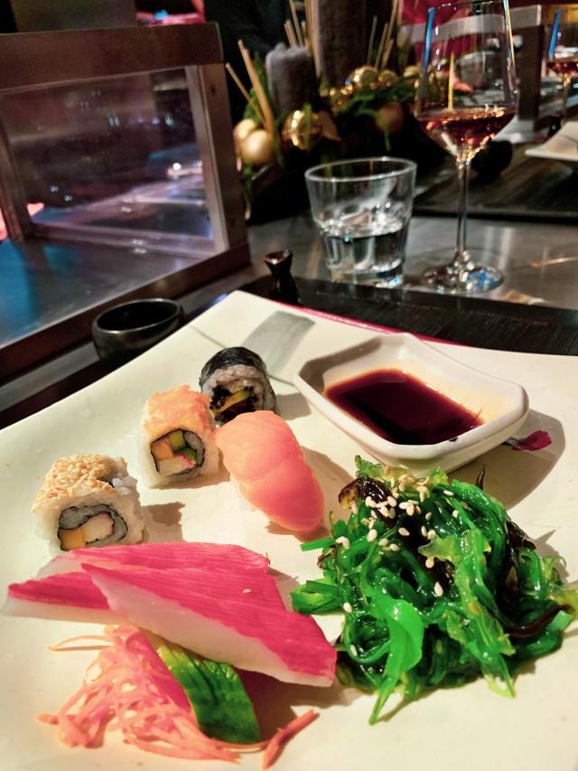 Lust auf Sushi