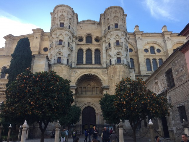 Pittoreske Kathedrale