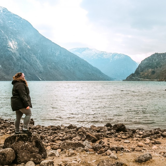 Lake Eidfjord