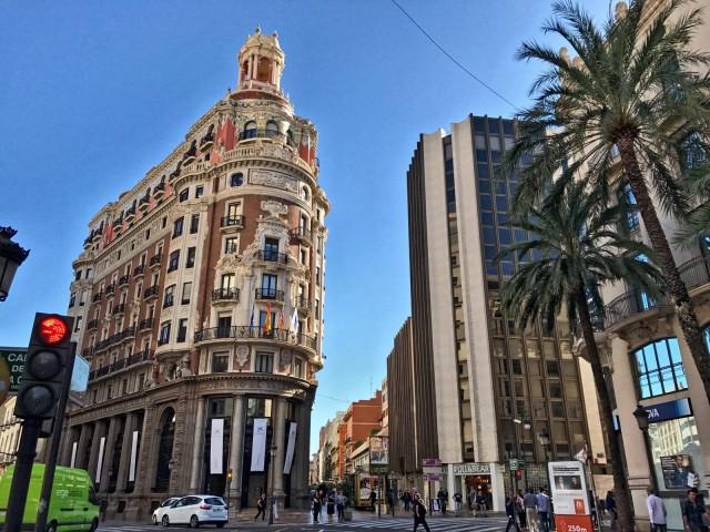 Die Bank von Valencia