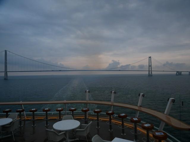 Große Belt Brücke