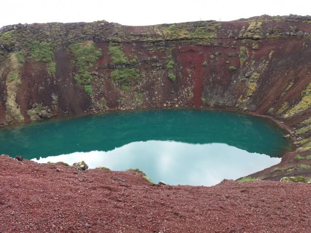 Kerid Kratersee