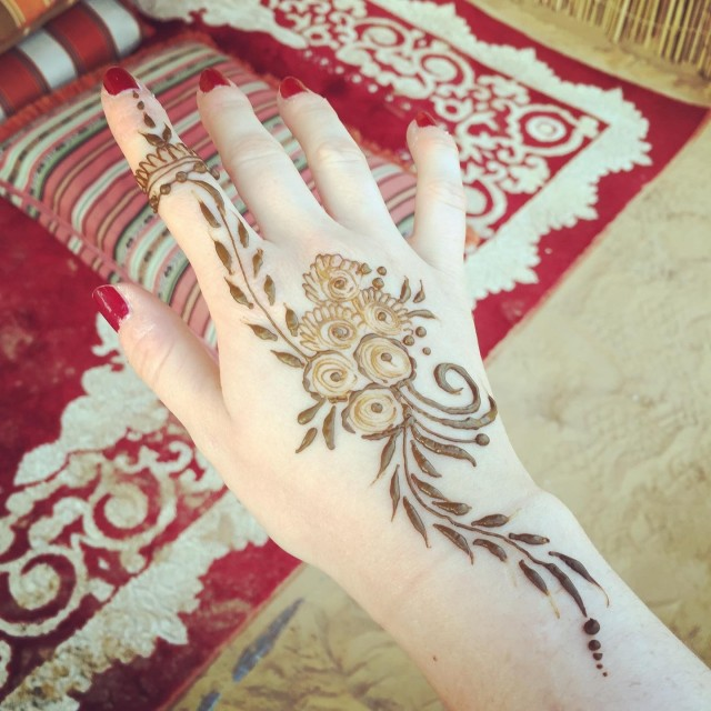 Henna - eine Tradition die noch heute lebt!
