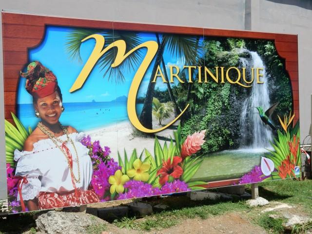 Willkommen auf Martinique