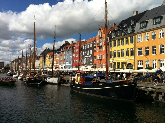 Nyhavn - ein wundervoller Ort, der zum Verweilen einlädt