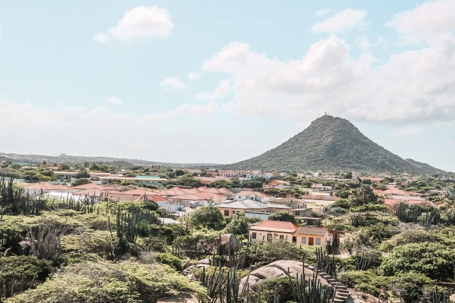 A wie Aruba