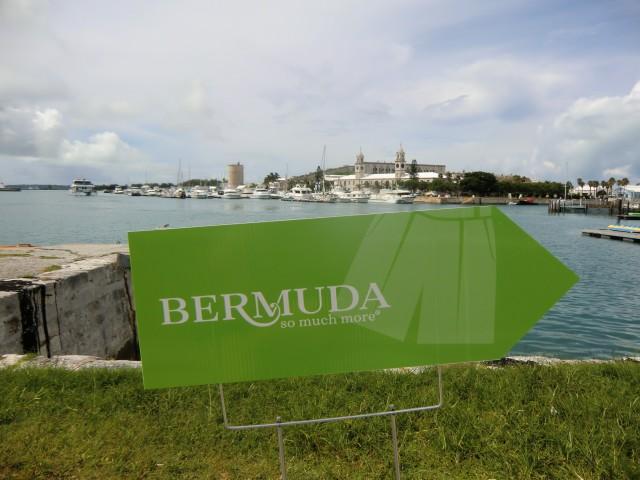 Willkommen auf Bermuda!
