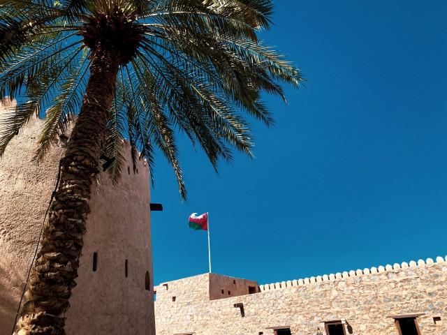 Herzlich Willkommen im Oman