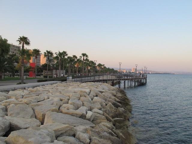 Promenade in Limassol