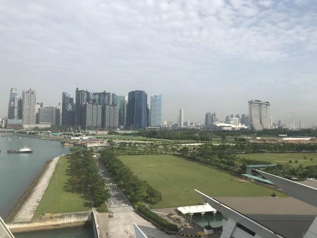 Willkommen in Singapur