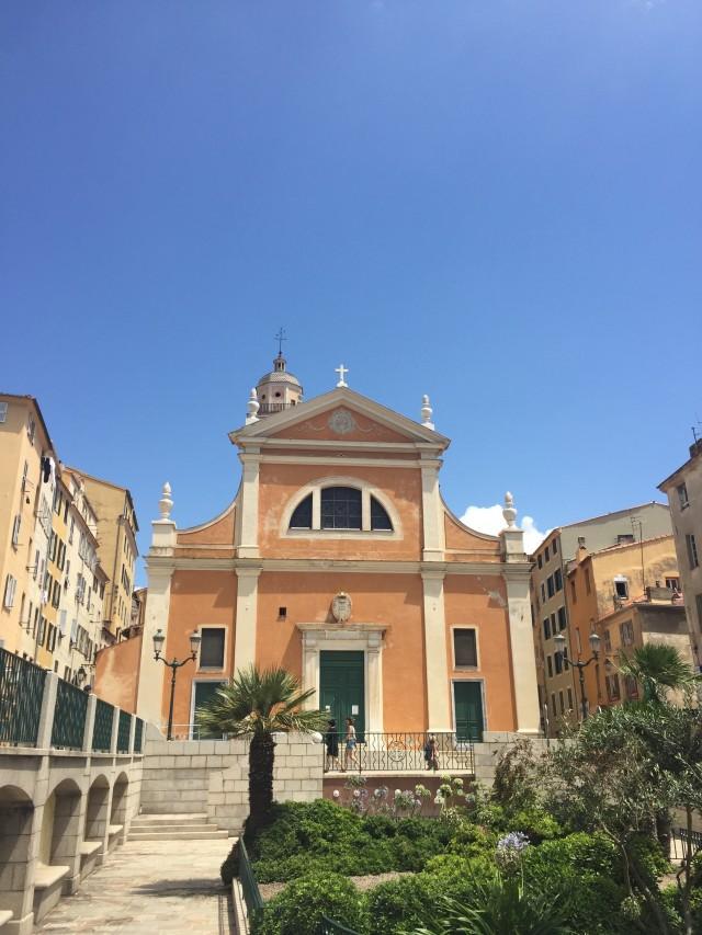 Kathedrale im Herzen Ajaccios