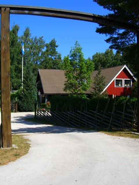 Jugendherberge auf Gotland