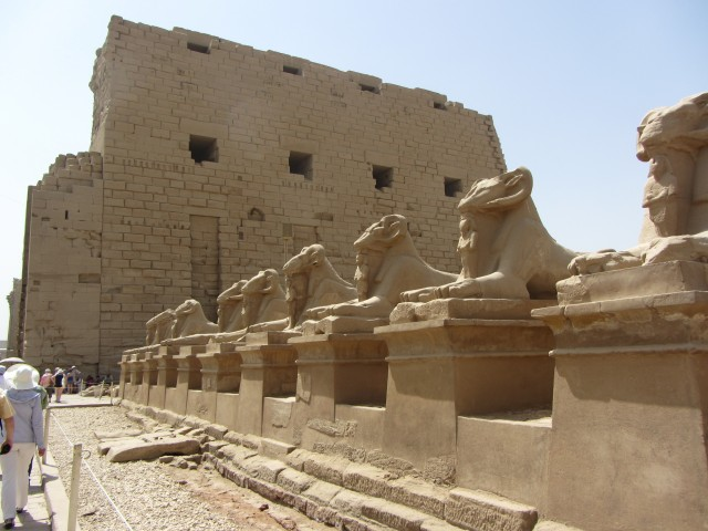 Besuch in Luxor