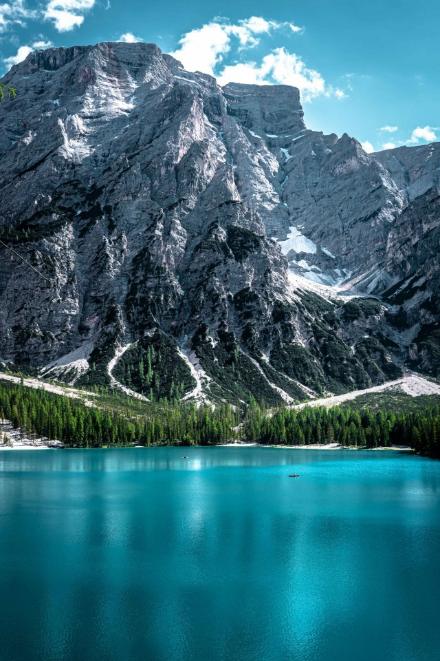 Der König der Bergseen
