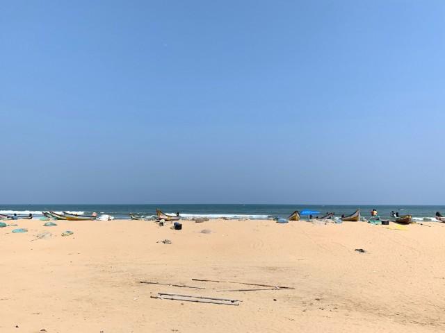 Strand von Mahabs